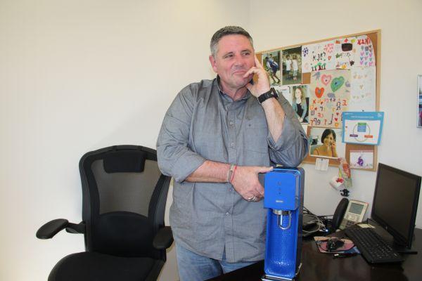 """אפי אשל - מנכ""""ל סודהסטרים ישראל"""