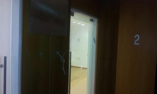 המשרדים החדשים של נוחי דנקנר; צילום: אבי שאולי