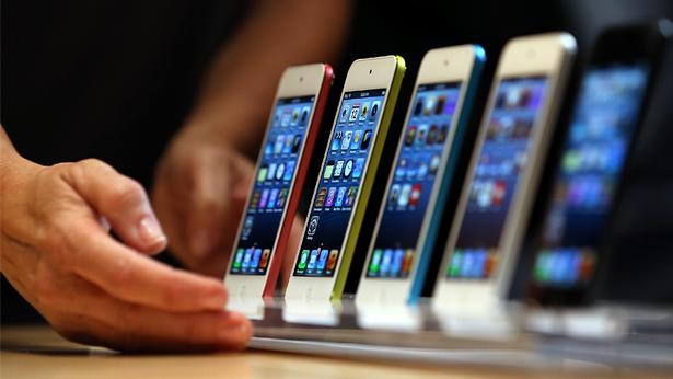 אייפון, מוצר הדגל של אפל