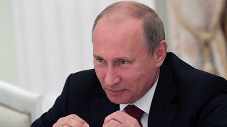 ברקע המאבק ברשות השידור: המשבר בין רוסיה לאוקראינה (צילום: Getty images Israel)