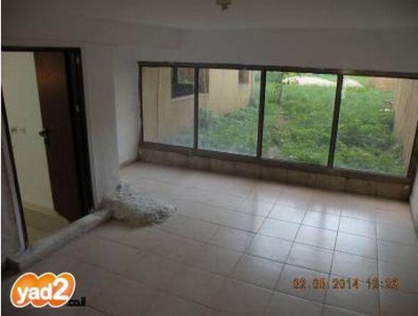 חלל הדירה בתמונה פנורמית מאוד מחמיאה; קרדיט: יד2