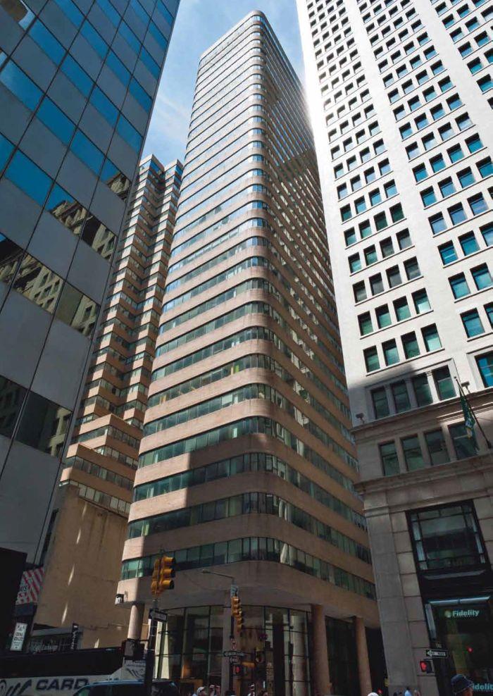 """הבניין במנהטן; קרדיט: יח""""צ"""