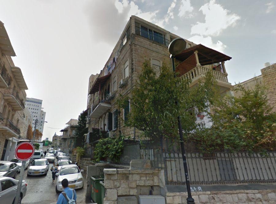 דירה ב-120 אלף שקל בחיפה; קרדיט - Google Maps