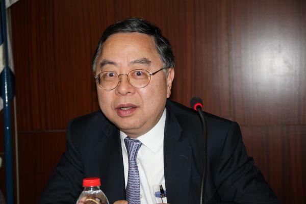איש העסקים הסיני רוני צ'אן