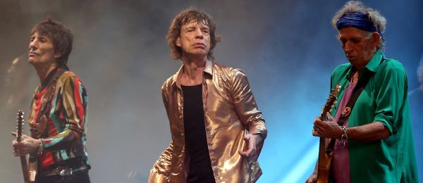 Getty images Israel ;To move like Jagger