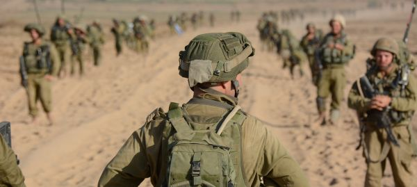 """התגייסו להגנת המדינה; צילום: דובר צה""""ל"""