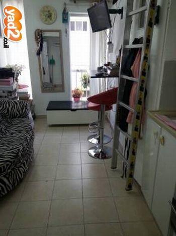 הצד השני של הדירה; קרדיט: יד2