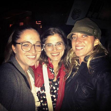 עם האחיות לבית גרוסמן