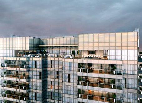 בניין אלקטרה ברחוב הרכבת (מתוך אתר החברה)