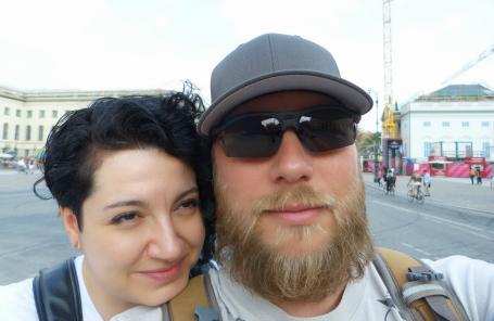 מרים ובעלה אלכס
