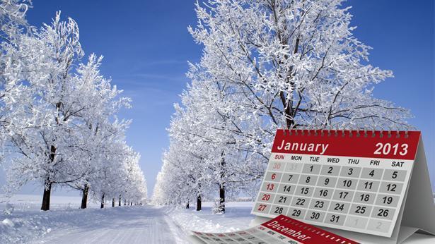 חודש ינואר, צילום: Getty images Israel