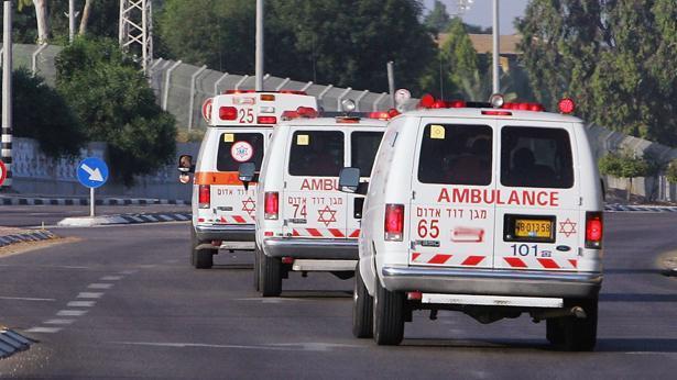 אמבולנסים, צילום: Getty images Israel