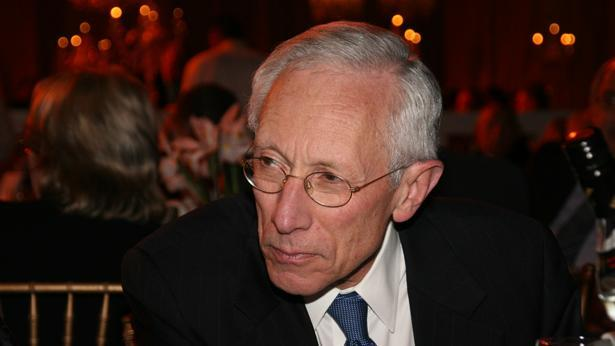 פרופ' סטנלי פישר, צילום: בוצ'צ'ו