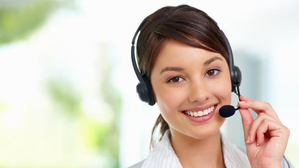 נציגת שירות לקוחות, צילום: Getty images Israel