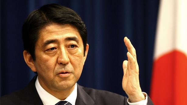 שינזו אבה, ראש ממשלת יפן, צילום: Getty images Israel