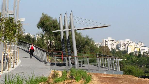"""טיילת תל אביב, צילום: יח""""צ עיריית תל אביב"""