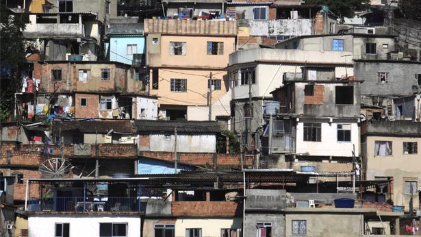 שכונות עולני; סלאמס, צילום: Getty images Israel