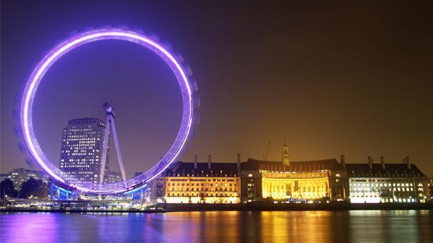 גלגל ענק, לונדון, צילום: Getty images Israel