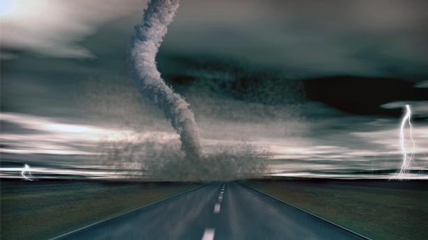 סערה בשווקים, צילום: Getty images Israel
