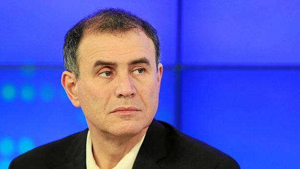 נוריאל רוביני, צילום: מתוך ויקיפדיה