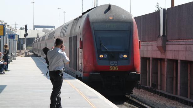 רכבת ישראל, צילום: Bizportal