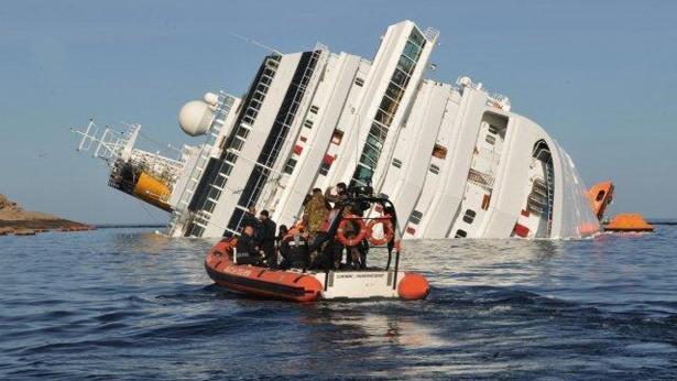 ספינה שוקעת, צילום: Getty images Israel