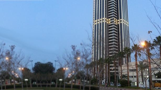 """מגדל עתידים, צילום: יח""""צ"""