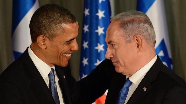 """בנימין ביבי נתניהו ברק אובמה, צילום: קובי גדעון; לע""""מ"""