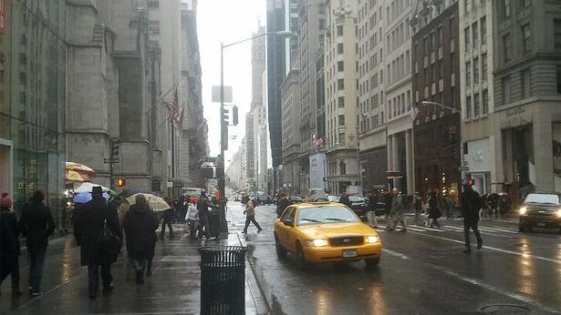רחובות ניו יורק, צילום: Bizportal