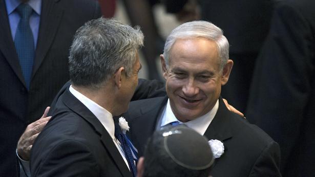בנימין נתניהו יאיר לפיד, צילום: Getty images Israel