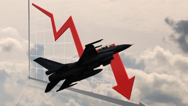 ירידות בבורסה, צילום: Getty images Israel