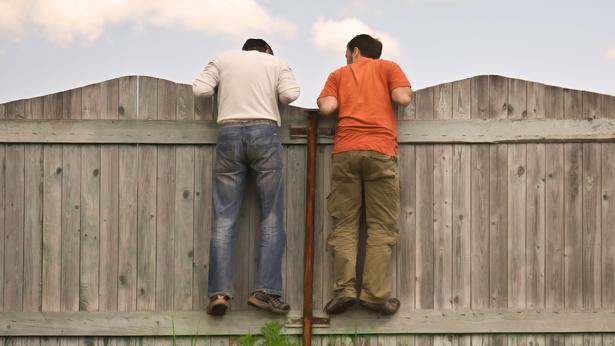 לשבת על הגדר, צילום: Getty images Israel