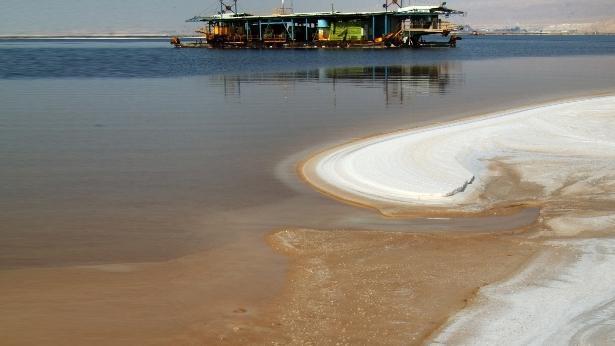 ים המלח, צילום: נטלי קדוש כהן