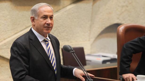 בנימין נתניהו, צילום: מתך עמוד הפייסבוק של הכנסת