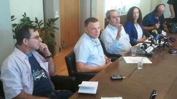 """פרשת ביה""""ח אלישע: הכתבים מבקרים את ההתנהלות סביב מסיבת העיתונאים"""