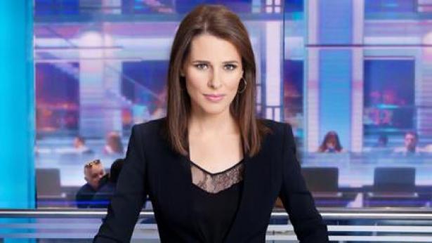 מהדורת חדשות 10 (צילום: ענבל מרמרי), צילום: ענבל מרמרי