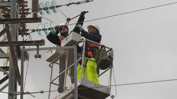 עובדי חברת חשמל, צילום: דוברות חברת חשמל