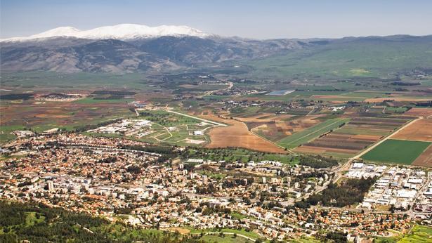 רמת הגולן והחרמון, צילום: Getty images Israel