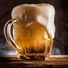 על כוס בירה