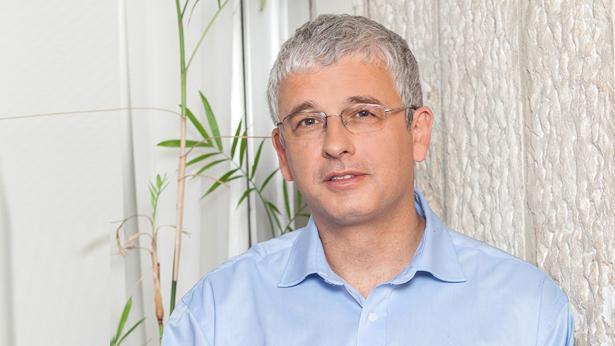 אנדרו אביר, צילום: בנק ישראל