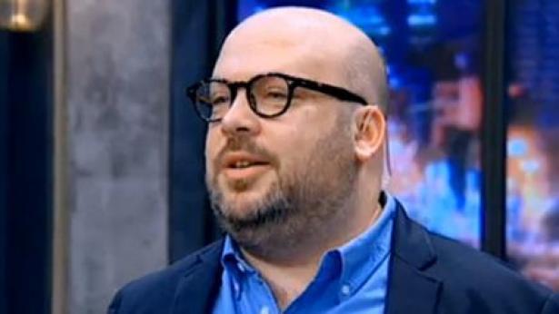 השף יונתן רושפלד, 'מאסטר-שף' (צילום מסך: קשת ערוץ 2), צילום מסך קשת ערוץ 2