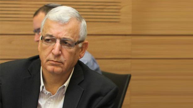 פרופ' שלמה מור יוסף, צילום: ועדת הכספים