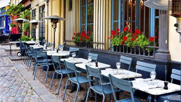 מסעדה, צילום: Getty images Israel