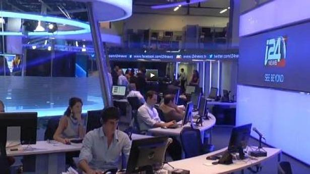 ארגון העיתונאים הכריז על סכסוך עבודה ב-i24news