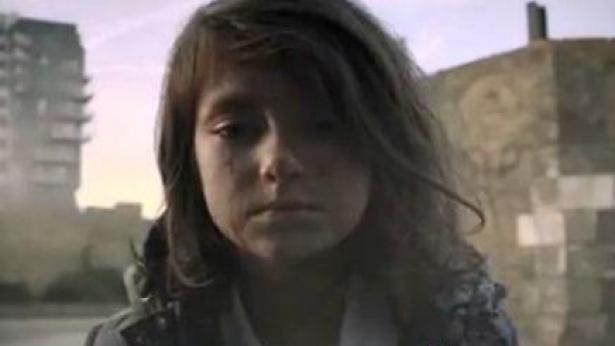 המלחמה בסוריה עוברת ללונדון. פרסומת מרתקת