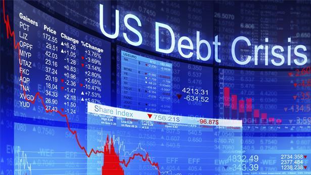 החוב האמריקני, צילום: Getty images Israel