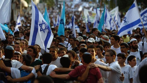ישראלים שמחים, צילום: Getty images Israel