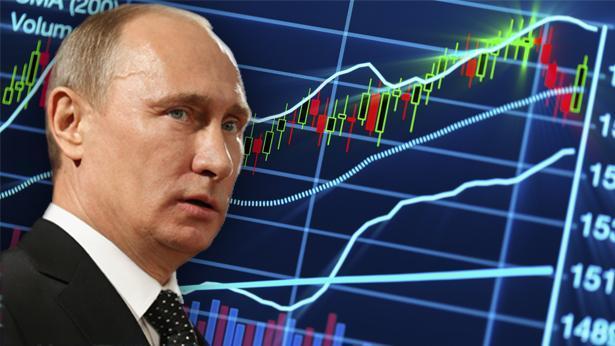 פוטין מעיף את השווקים