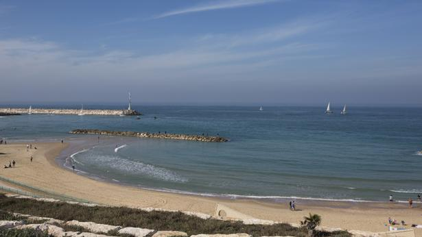 חוף אשקלון, צילום: Getty images Israel