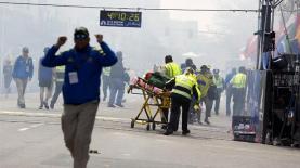 אירוע הטרור במירוץ בוסטון, צילום: Getty images Israel